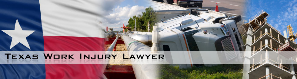 Texas Work Injury Lawyers